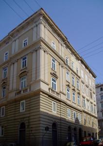Restauro Palazzo Vecellio Trieste